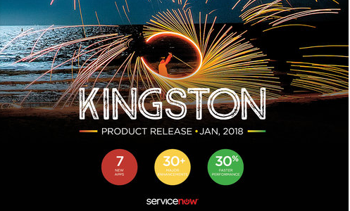 ServiceNow Kingston Release exccon