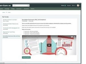 ServiceNow Madrid Release 3