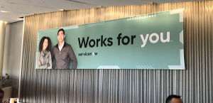 ServiceNow works for you!