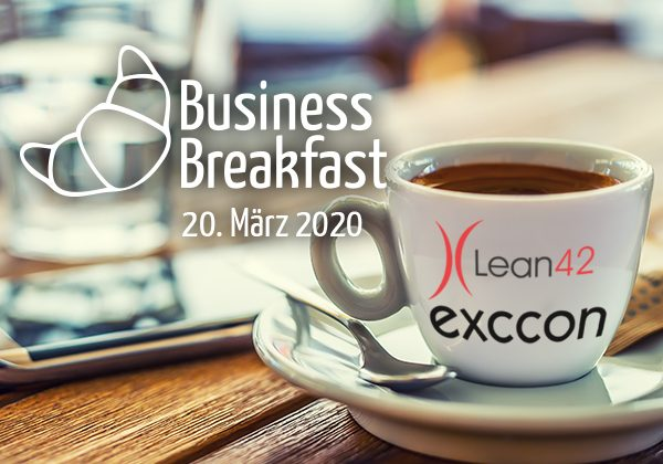Business Breakfast 20.03.2020