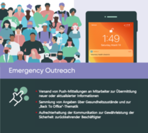 EmergencyOutreach von ServiceNow